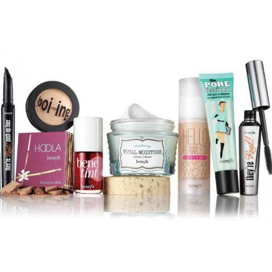 Kosmetik-produk kecantikan menarik
