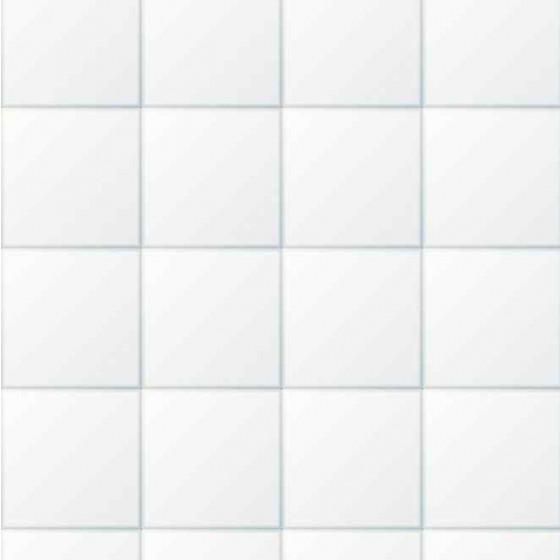 ubin kamar mandi, putih, 60x60cm