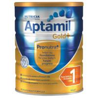 Aptamil emas + 1 formula bayi 0-6 bulan 900g