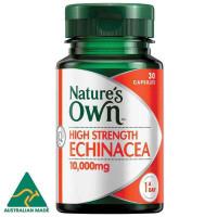 Alam sendiri kekuatan tinggi Echinacea 10000mg 30 tablet