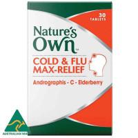 Alam sendiri dingin & flu Max-relief 30 tablet