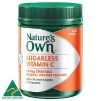 Alam sendiri Sugarless vitamin C 500mg 400 tablet
