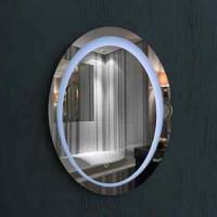 Hot Sale LED Wall Hung Iiiuminasi kamar mandi cermin dengan cahaya