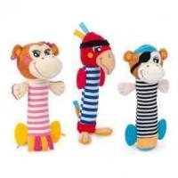 CANPOL bayi Plush mainan dengan berderit dari koleksi