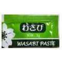 Pasta Wasabi dalam sachet rendah pedas (harga per kotak)