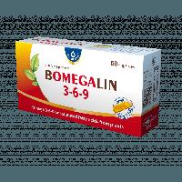 OMEGA 3-6-9 Bomegalin 60 kapsul kualitas tinggi dari Eropa, Polandia