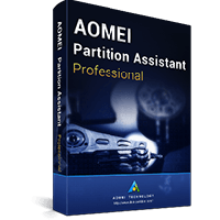 AOMEI Partition Assistant edisi profesional
