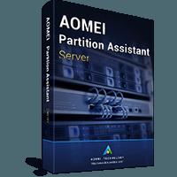 AOMEI Partition Assistant server edisi
