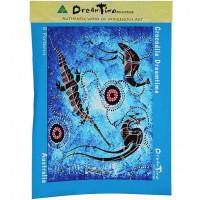 Aborigin Art Canvas-gaya 5-medium