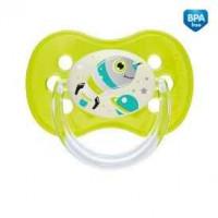 CANPOL bayi silikon pacifier putaran